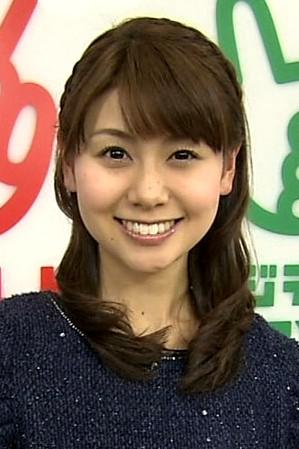 <b>山中章子</b>アナ 2011/8/10: 気ままな生活